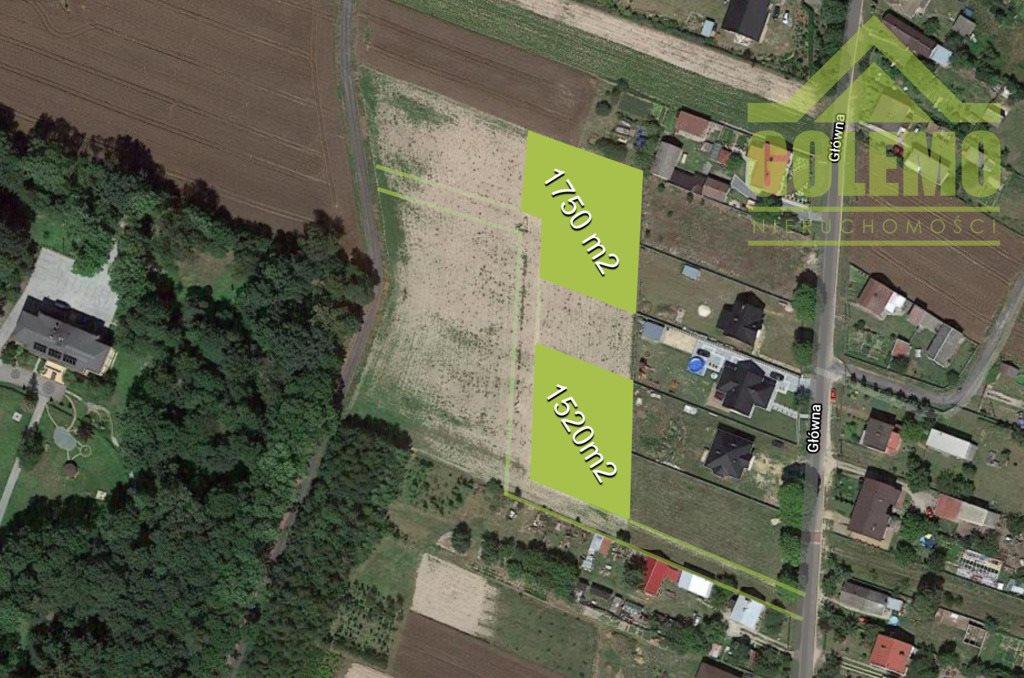 Działka budowlana na sprzedaż Chorzenice  1750m2 Foto 2