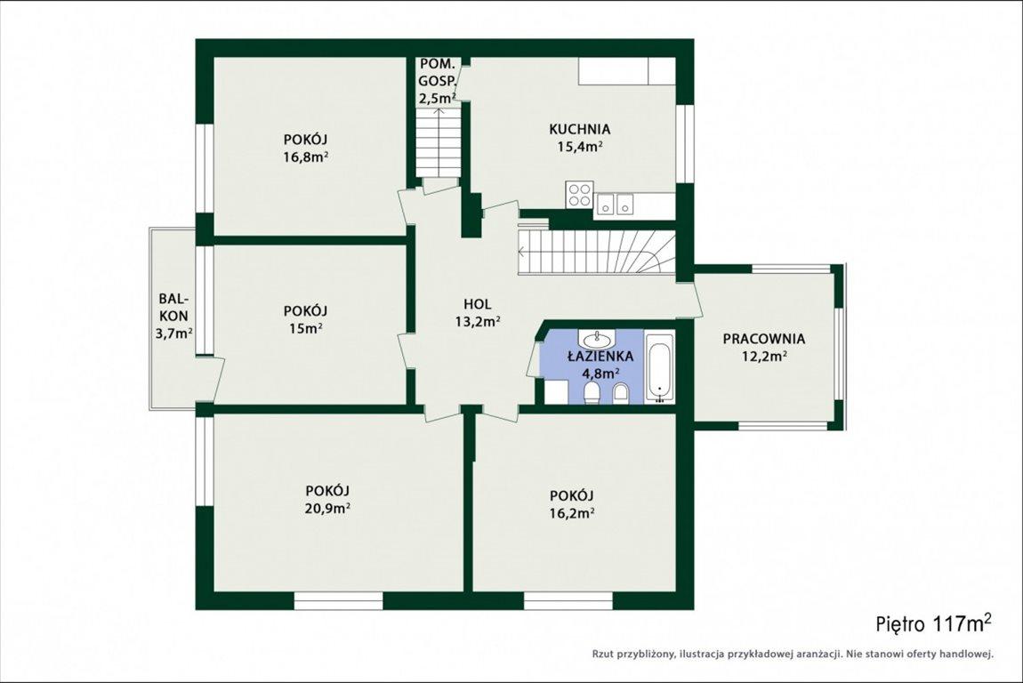 Dom na sprzedaż Marki, Jutrzenki  234m2 Foto 7