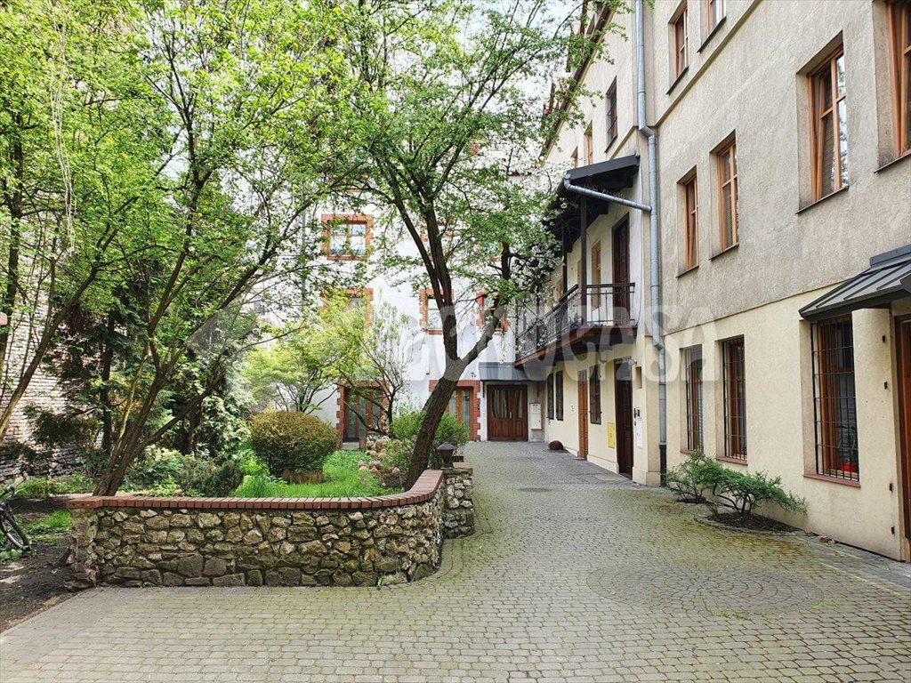 Mieszkanie trzypokojowe na wynajem Kraków, Stare Miasto, Dwernickiego  52m2 Foto 13