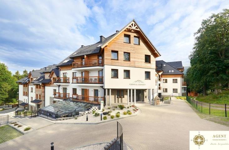 Mieszkanie trzypokojowe na sprzedaż Szklarska Poręba, Hugo Kołłątaja  67m2 Foto 4