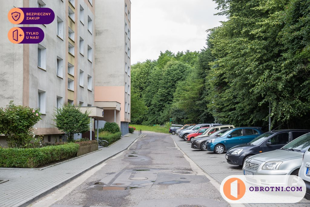 Mieszkanie trzypokojowe na sprzedaż Sopot, Kamienny Potok, Mazowiecka  62m2 Foto 13