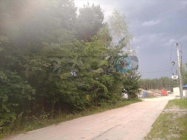 Działka przemysłowo-handlowa na sprzedaż Józefów, Graniczna  1238m2 Foto 7