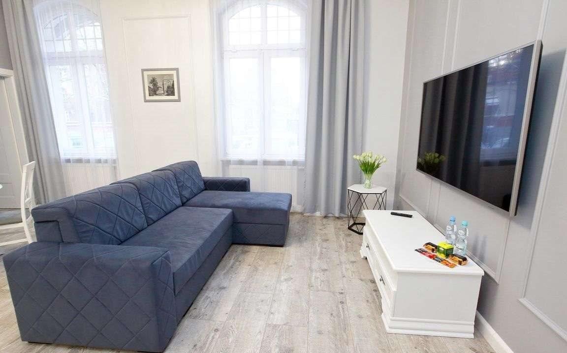 Mieszkanie dwupokojowe na wynajem Toruń, Centrum  43m2 Foto 2