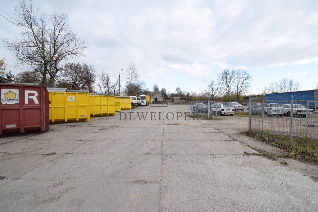 Działka przemysłowo-handlowa pod dzierżawę Katowice, Burowiec  6500m2 Foto 7