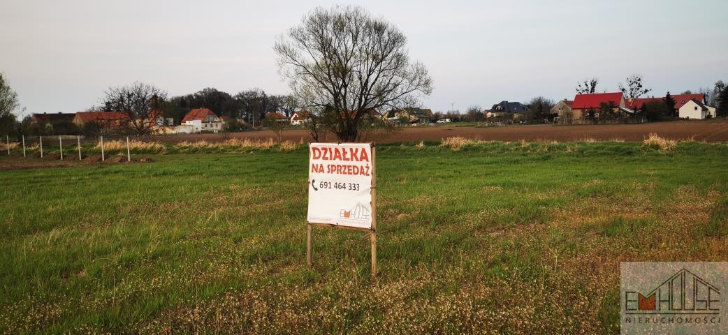 Działka budowlana na sprzedaż Pietrowice Małe  1395m2 Foto 4