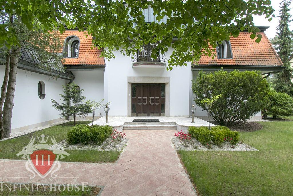 Dom na sprzedaż Warszawa, Wawer, Anin  800m2 Foto 2