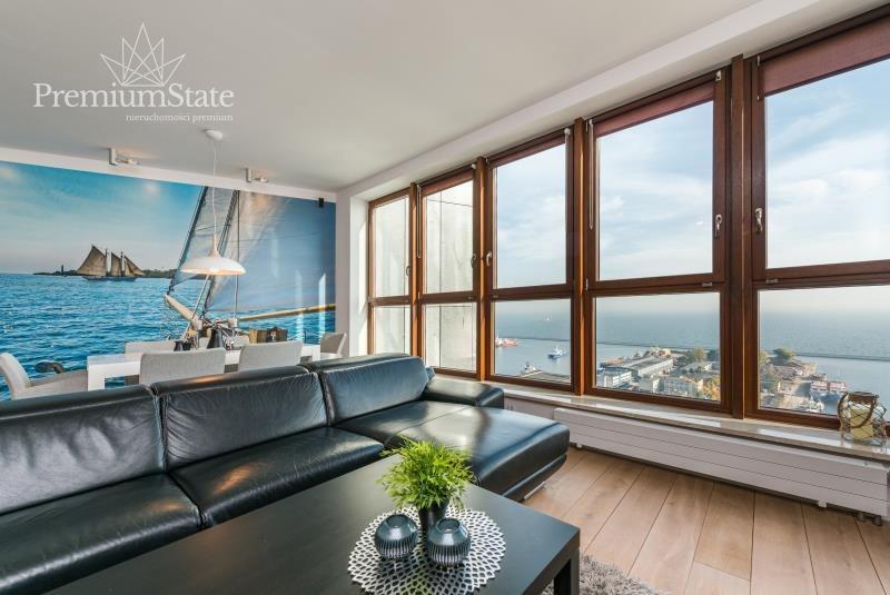 Mieszkanie trzypokojowe na sprzedaż Gdynia, ŚRÓDMIEŚCIE, HRYNIEWICKIEGO  97m2 Foto 1