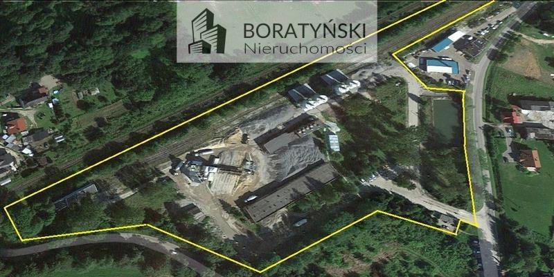 Działka przemysłowo-handlowa na sprzedaż Skibno, Skibno  37100m2 Foto 2