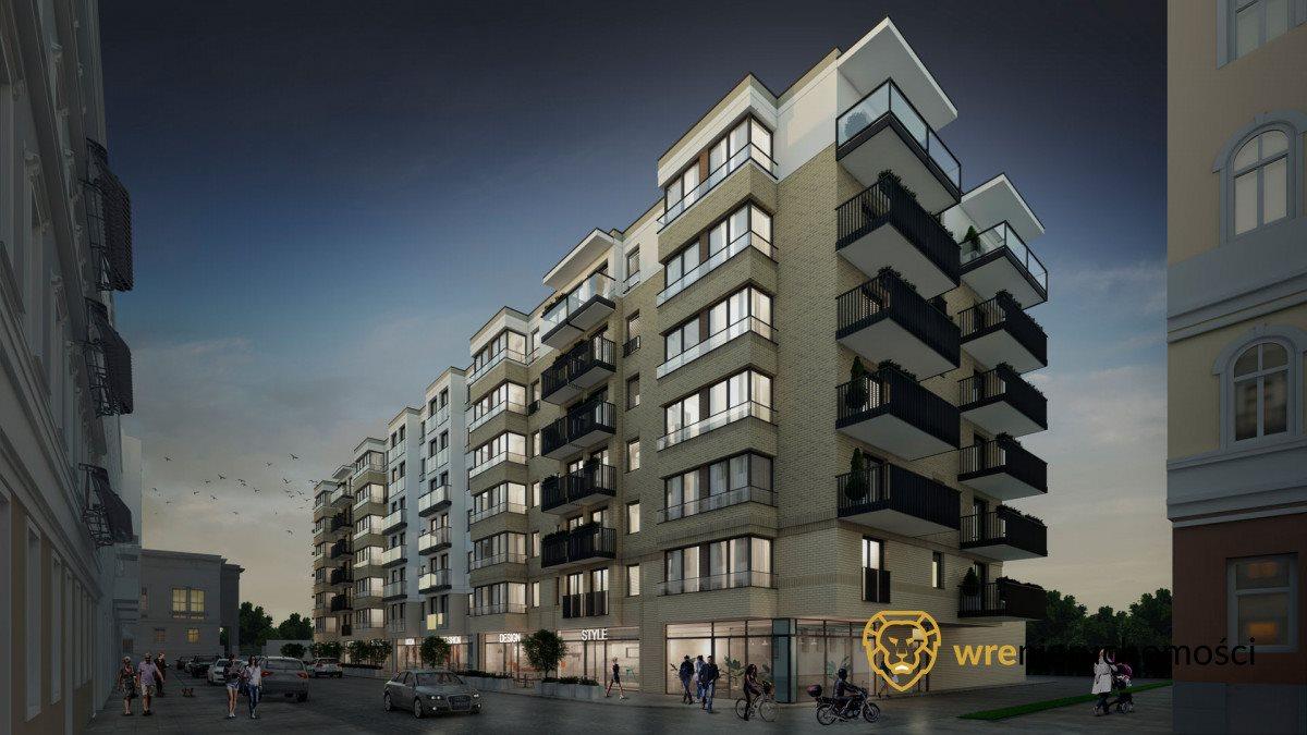 Mieszkanie trzypokojowe na sprzedaż Wrocław, Śródmieście, Kręta  41m2 Foto 3
