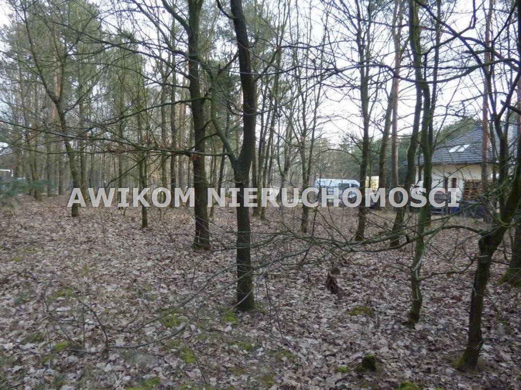 Działka budowlana na sprzedaż Radziejowice, Budy Mszczonowskie  1085m2 Foto 5