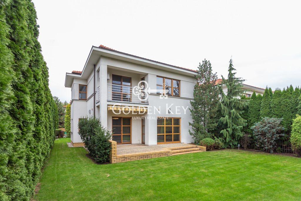 Dom na wynajem Warszawa, Wilanów, Zawady, Dostatnia  250m2 Foto 1