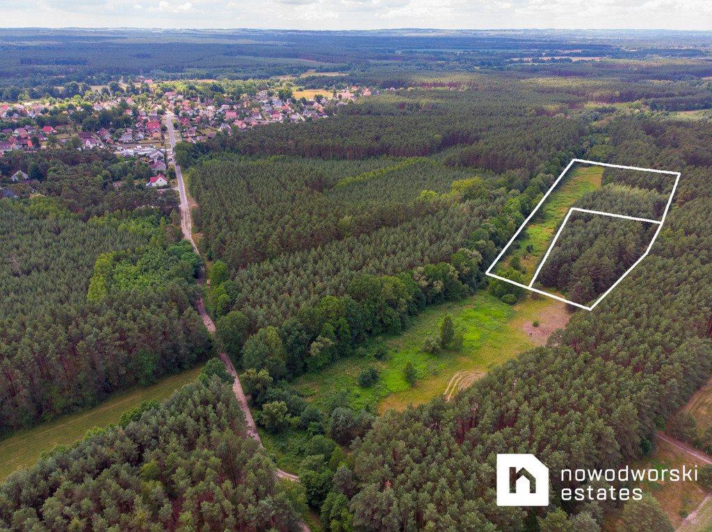 Działka budowlana na sprzedaż Mirków, Adama Mickiewicza  18400m2 Foto 5