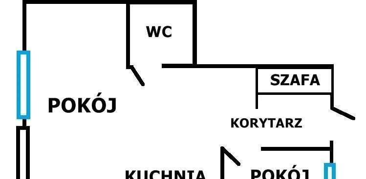 Mieszkanie trzypokojowe na sprzedaż Poznań, Jeżyce, janiny omańkowskiej  74m2 Foto 5