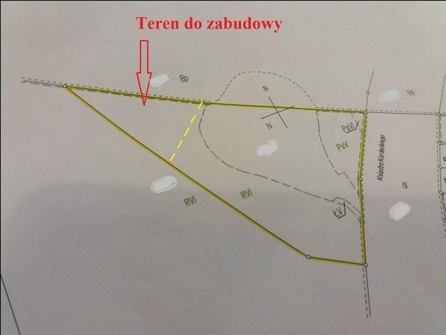 Działka budowlana na sprzedaż Olsztyn, Gutkowo, Gutkowo  1723m2 Foto 2