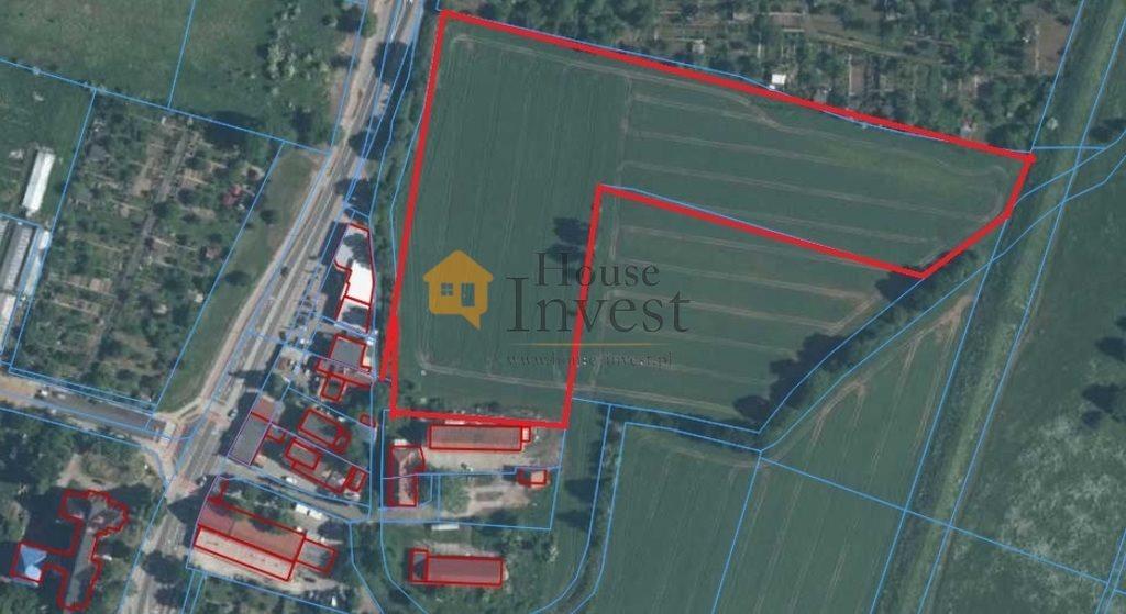 Działka inwestycyjna na sprzedaż Legnica, Jaworzyńska  27203m2 Foto 1