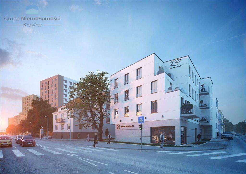 Mieszkanie dwupokojowe na sprzedaż Kraków, Bronowice, Bronowicka  46m2 Foto 1