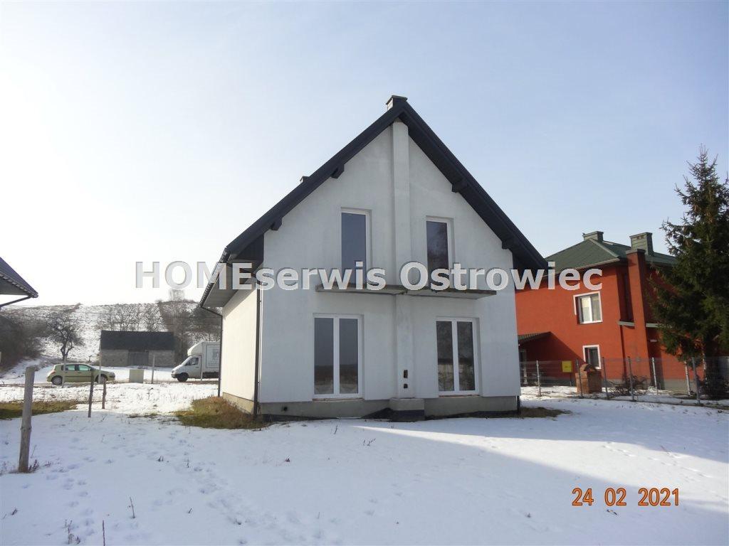 Dom na sprzedaż Ostrowiec Świętokrzyski, Częstocice  107m2 Foto 3