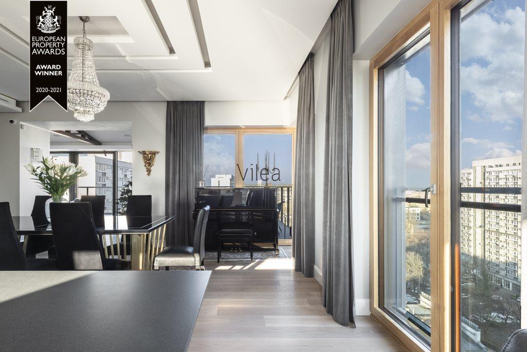 Luksusowe mieszkanie na sprzedaż Warszawa, Wola, Grzybowska  232m2 Foto 3