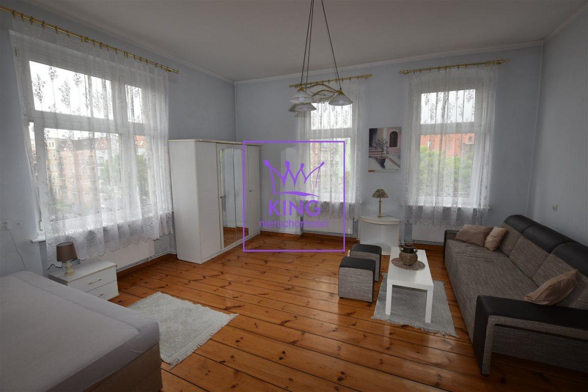 Mieszkanie czteropokojowe  na sprzedaż Szczecin, Centrum  117m2 Foto 1