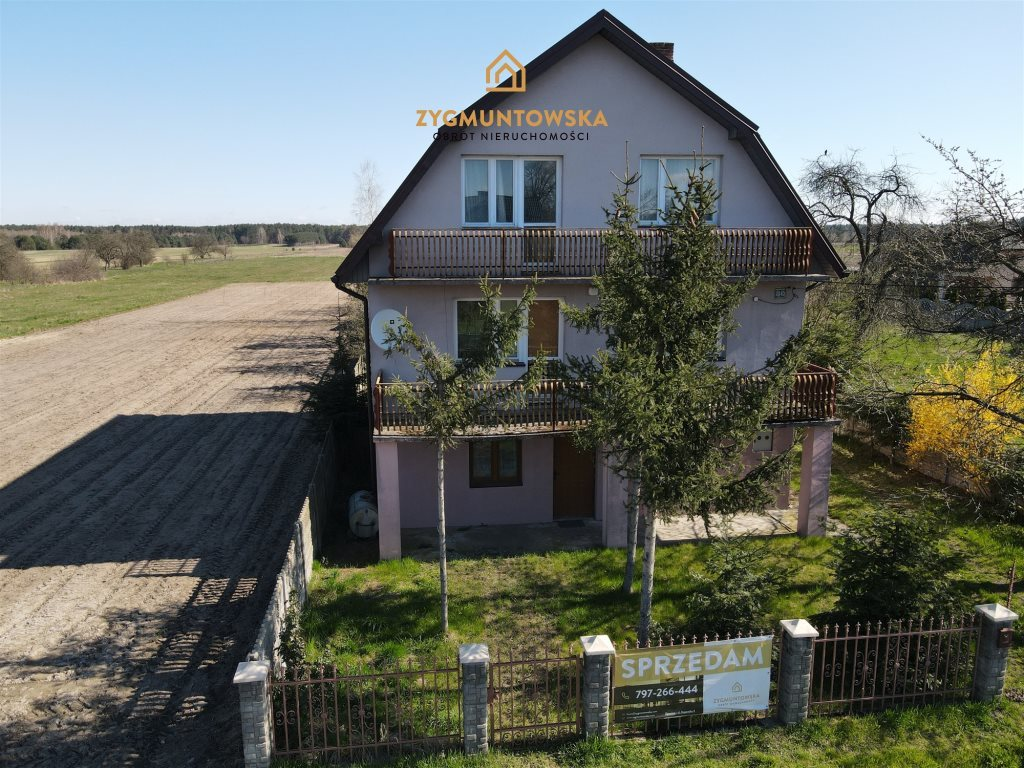 Dom na sprzedaż OPOCZNO, KRAŚNICA, KRAŚNICA 80  127m2 Foto 9