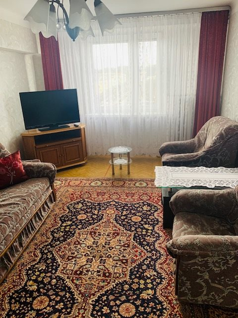 Mieszkanie dwupokojowe na wynajem Częstochowa, Centrum  46m2 Foto 3