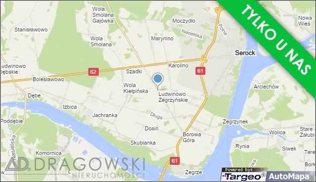 Działka rolna na sprzedaż Ludwinowo Zegrzyńskie  10098m2 Foto 4