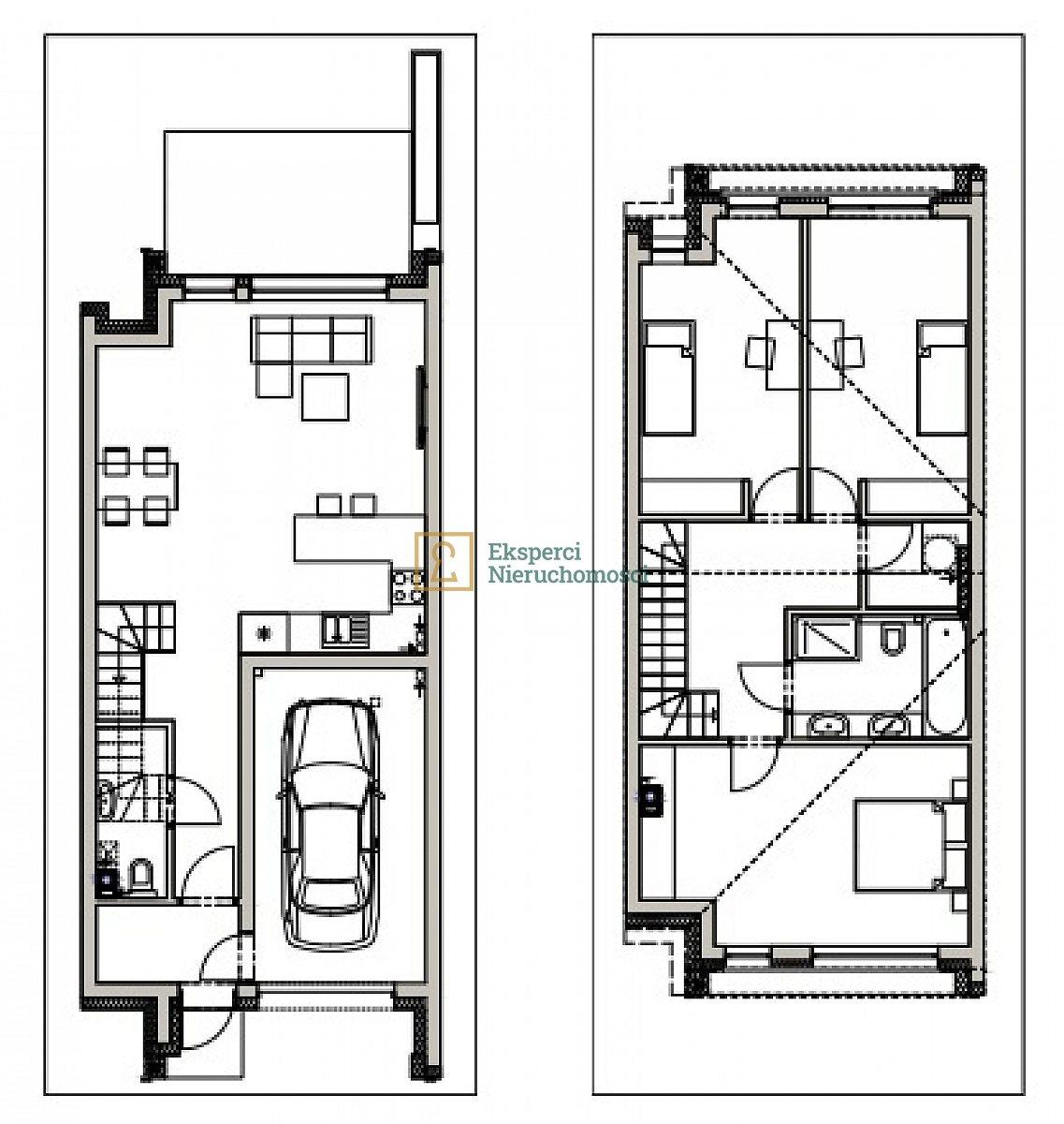 Dom na sprzedaż Rzeszów, Budziwój  127m2 Foto 12