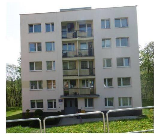 Mieszkanie trzypokojowe na sprzedaż Wałbrzych, Sobięcin  46m2 Foto 1