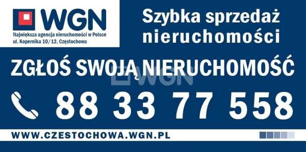 Działka budowlana na sprzedaż Częstochowa, Mirów, Komornicka  2840m2 Foto 6