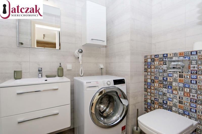 Mieszkanie dwupokojowe na wynajem Gdańsk, Wrzeszcz, GARNIZON, SZYMANOWSKIEGO KAROLA  45m2 Foto 12