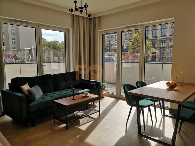 Mieszkanie trzypokojowe na wynajem Łódź, Śródmieście, Śródmieście, Franciszka Żwirki  56m2 Foto 5