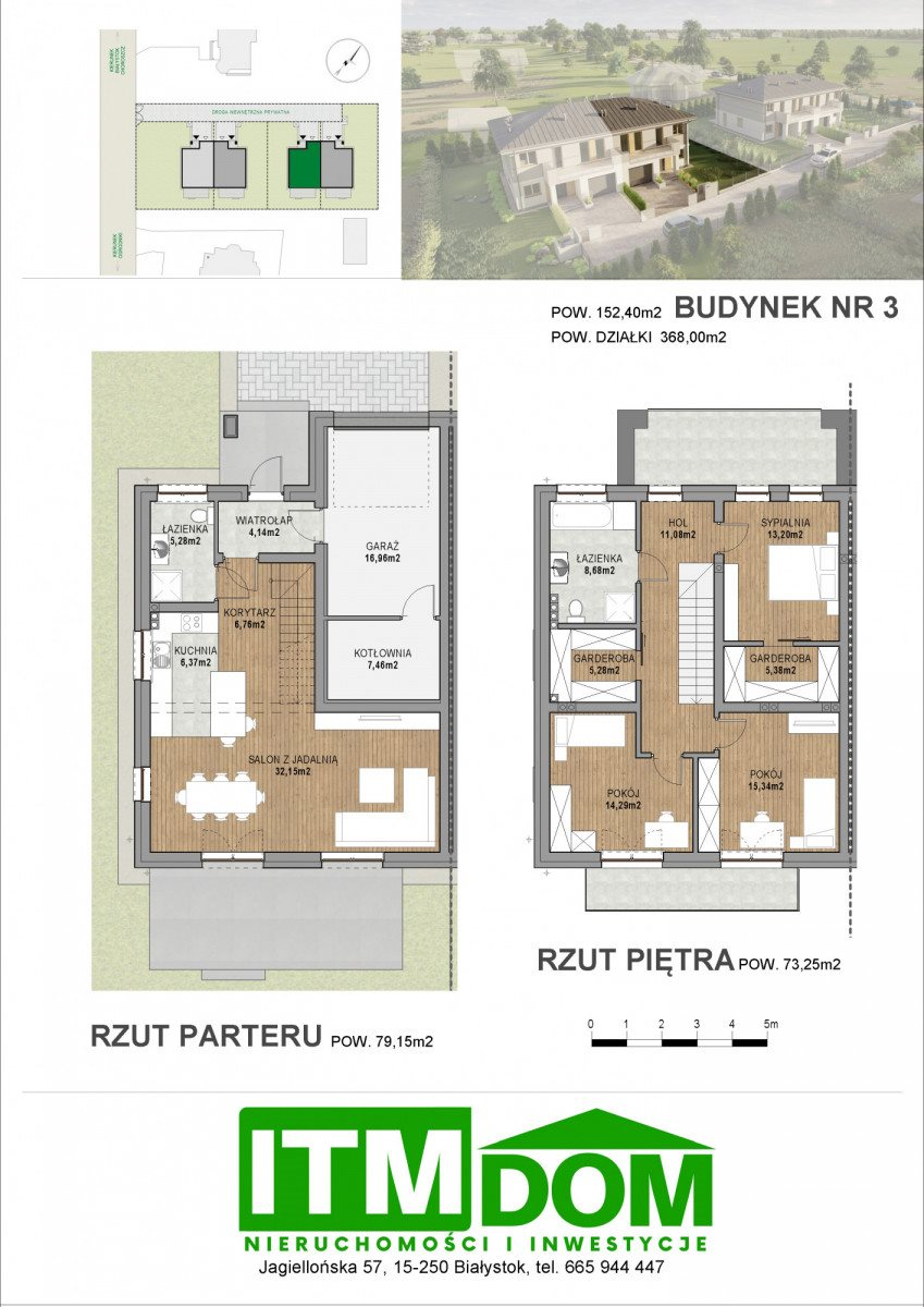 Dom na sprzedaż Choroszcz  152m2 Foto 4