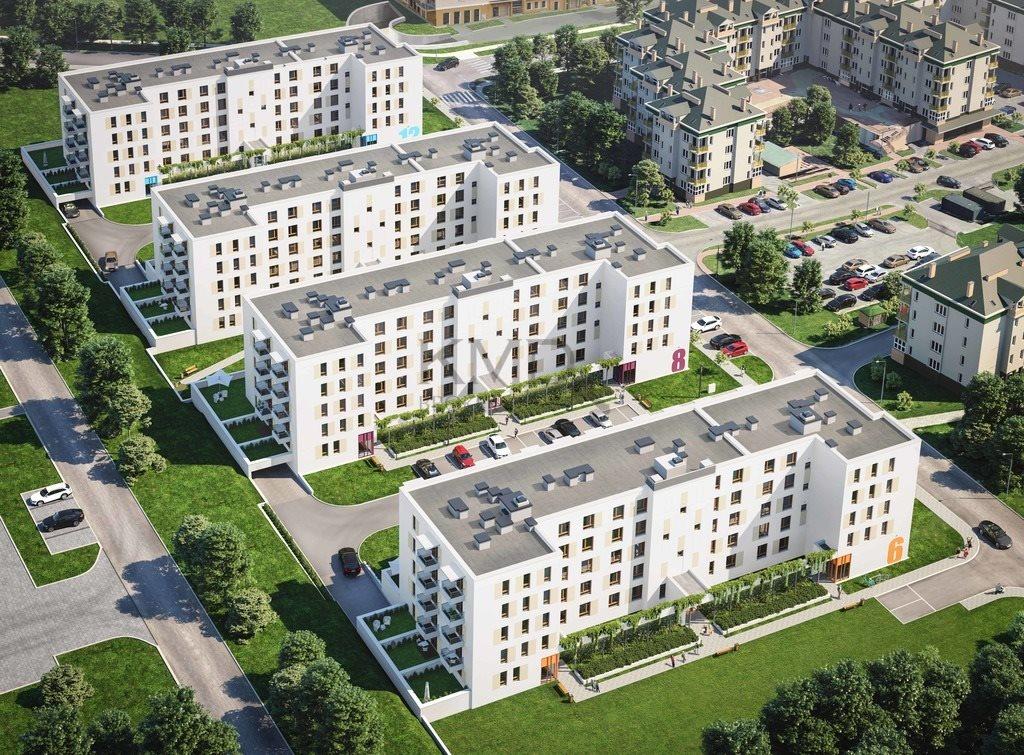 Mieszkanie trzypokojowe na sprzedaż Lublin, Wrotków, Henryka Wolińskiego  49m2 Foto 3