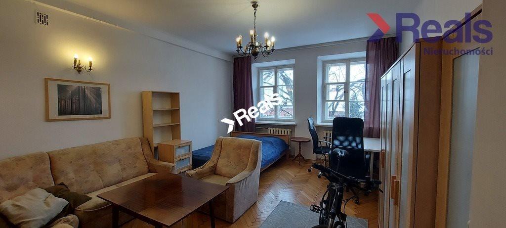 Mieszkanie dwupokojowe na sprzedaż Warszawa, Śródmieście, Stare Miasto  61m2 Foto 3