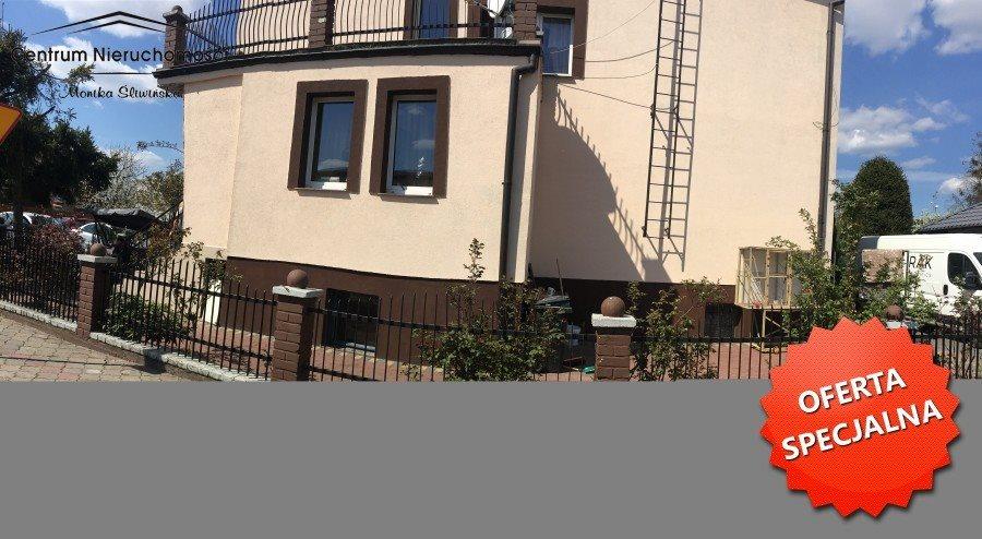 Dom na sprzedaż Chojnice, Osiedle Kolejarz, Pomorska  210m2 Foto 1