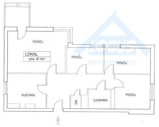 Mieszkanie czteropokojowe  na sprzedaż Warszawa, Praga-Południe, Gocław, Floriana Znanieckiego  87m2 Foto 3
