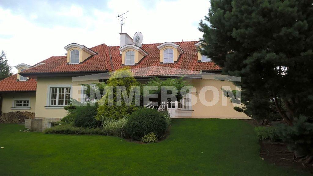 Dom na wynajem Konstancin-Jeziorna, Klarysew  450m2 Foto 1