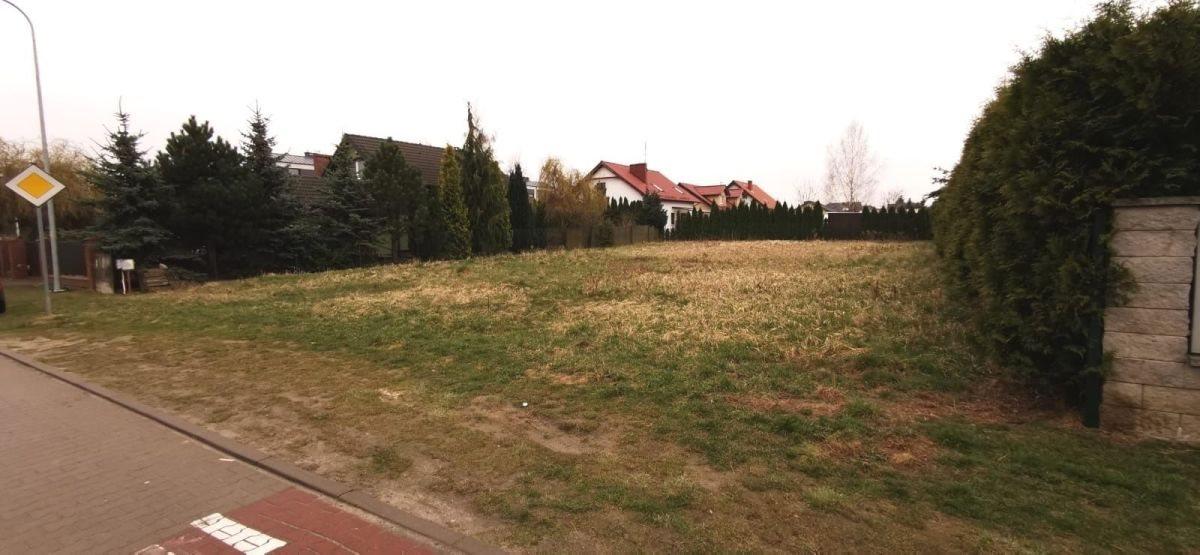 Działka budowlana na sprzedaż Robakowo, Polna  852m2 Foto 9