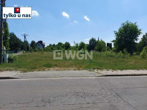 Działka budowlana na sprzedaż Częstochowa, Mirów, Komornicka  2840m2 Foto 1