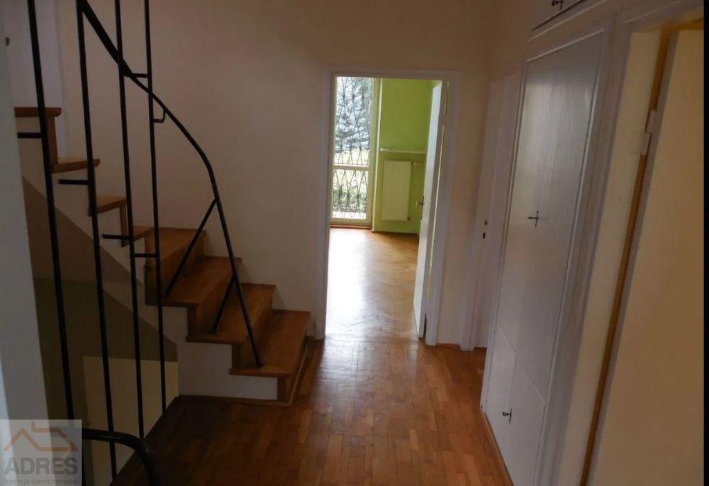 Dom na wynajem Warszawa, Praga-Południe, Saska Kępa  150m2 Foto 2
