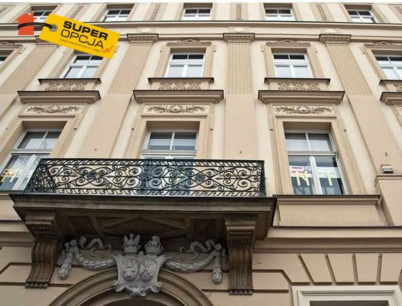 Lokal użytkowy na wynajem Kraków, Stare Miasto  105m2 Foto 1