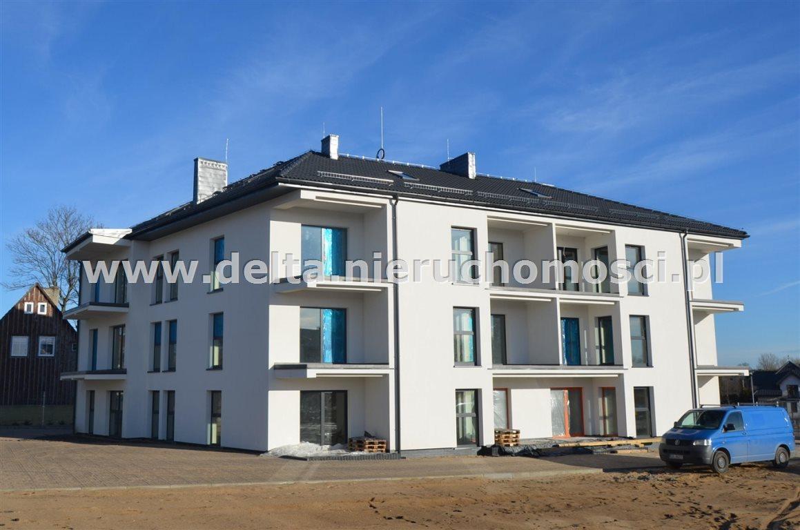 Mieszkanie dwupokojowe na sprzedaż Ustka  50m2 Foto 1