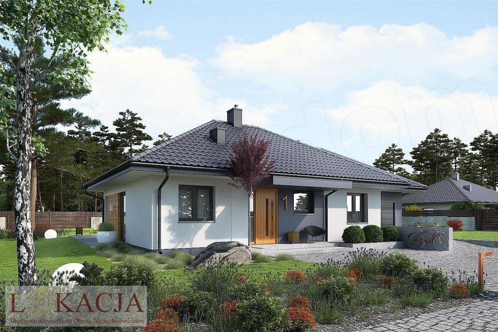 Dom na sprzedaż Kalisz, Dobrzec  80m2 Foto 1