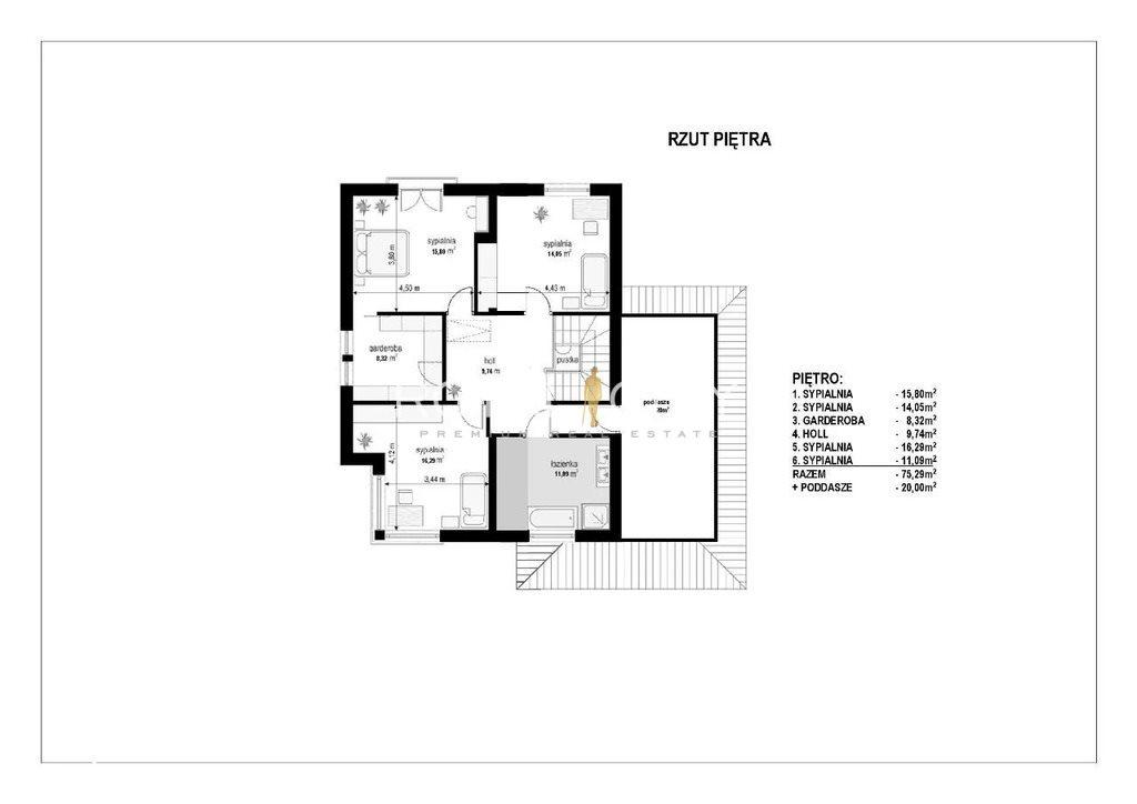 Dom na sprzedaż Konstancin-Jeziorna  160m2 Foto 12