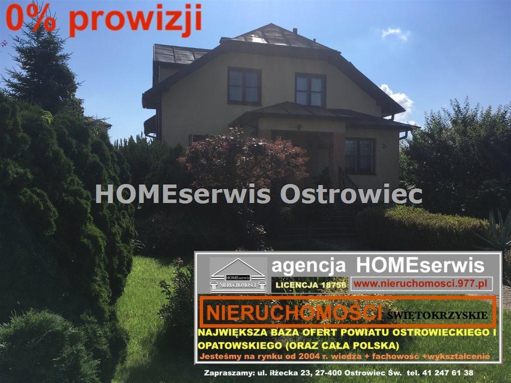 Dom na sprzedaż Ostrowiec Świętokrzyski, Henryków  250m2 Foto 1