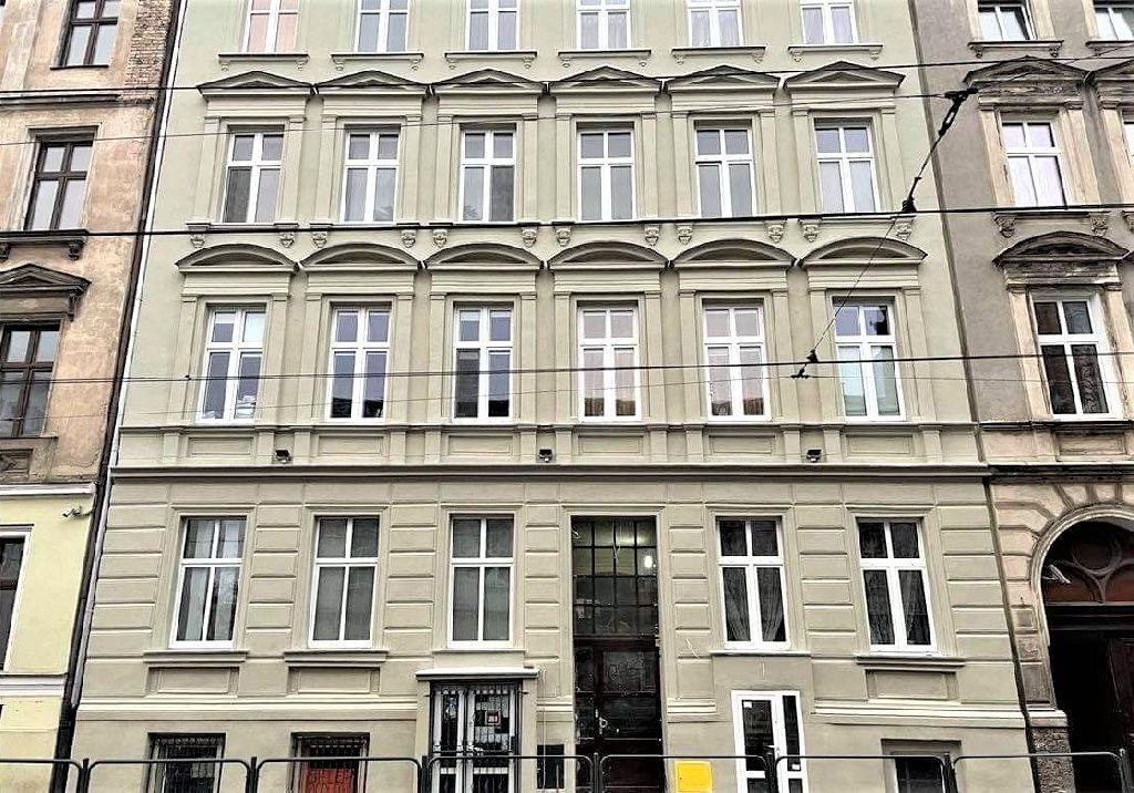 Mieszkanie dwupokojowe na sprzedaż Poznań, Centrum, Stary Rynek  45m2 Foto 8