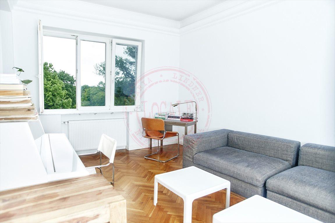 Mieszkanie na sprzedaż Warszawa, Śródmieście, okolice Belwederskiej  130m2 Foto 4