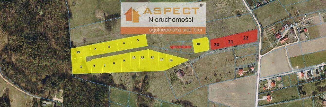 Działka budowlana na sprzedaż Bogaczewo  1652m2 Foto 8