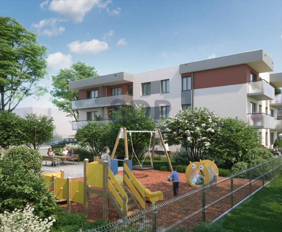 Mieszkanie dwupokojowe na sprzedaż Wrocław, Psie Pole, Wojnów, Perkusyjna  53m2 Foto 4