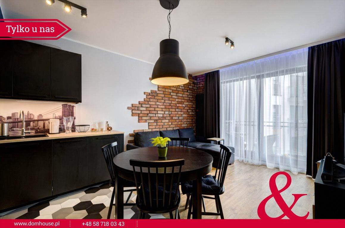 Mieszkanie dwupokojowe na wynajem Gdańsk, Śródmieście, Jaglana  33m2 Foto 3